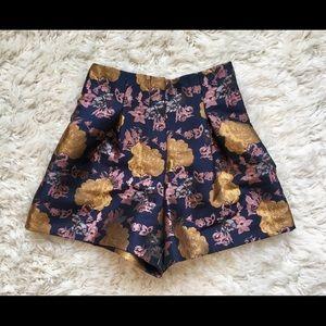 Topshop High-waist Shorts